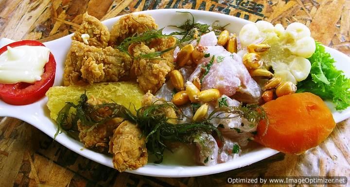 Los mejores platos de la Comida Peruana