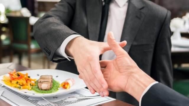 5 consejos para un almuerzo de negocios