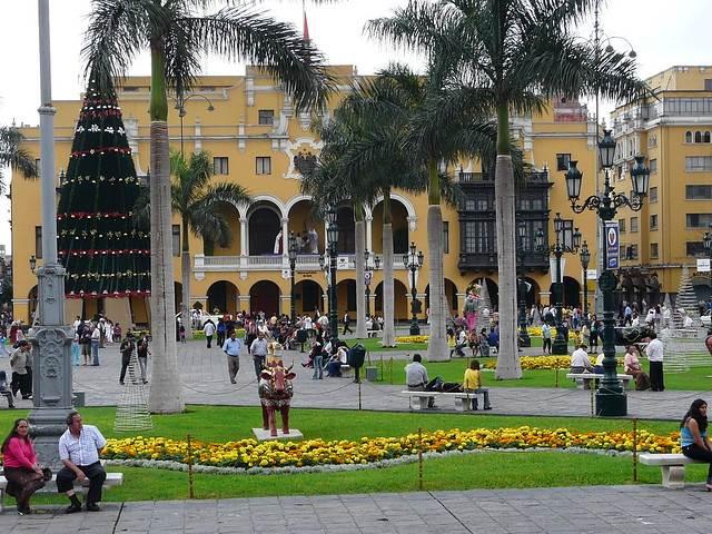 Lugares imborrable de Lima