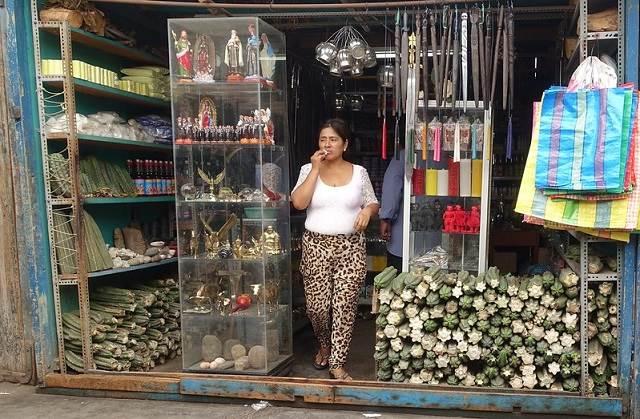 El mercado de brujos de Chiclayo