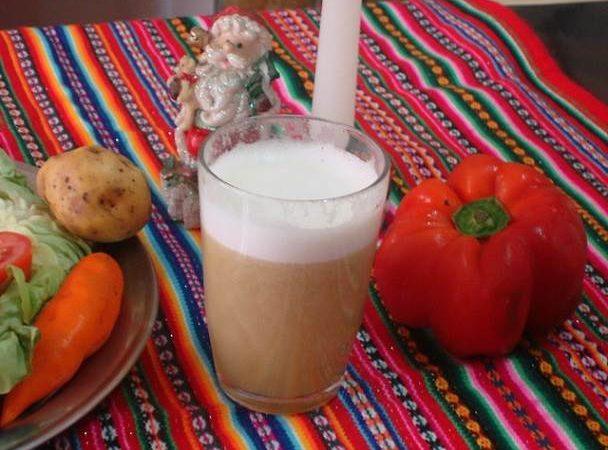 Bebidas regionales del Perú