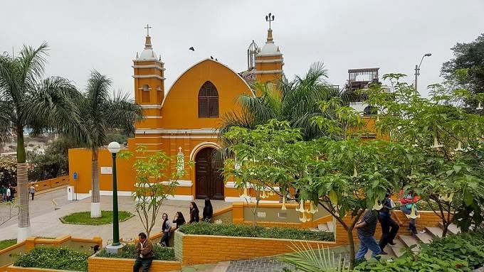 Lugares para visitar en Barranco