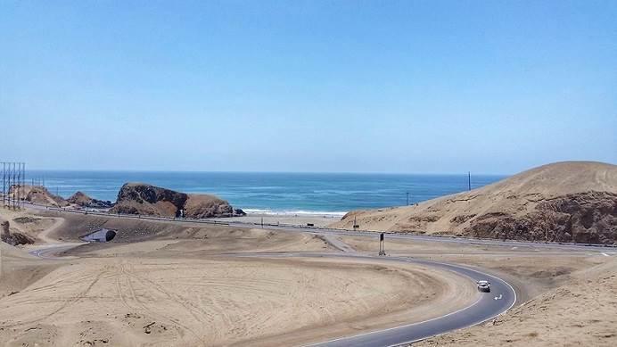 5 mejores playas para acampar en el Sur de Lima