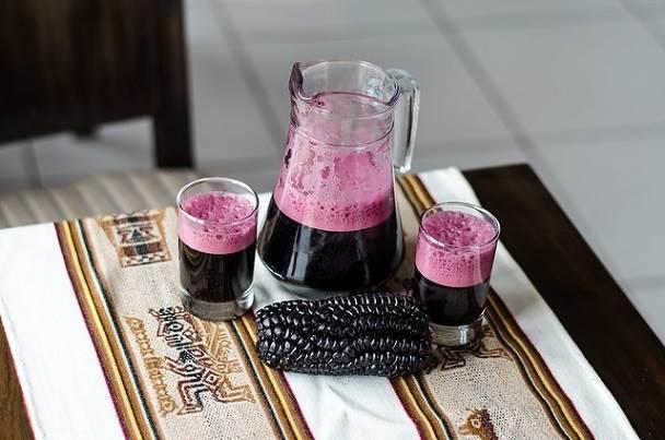 5 bebidas típicas de Perú